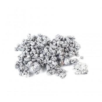 Взрывающийся сахар, серебряный, 300 гр.